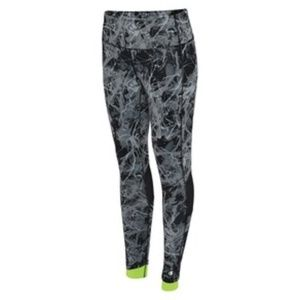 Women's Champion Vapor Printed Running Tight (XL)
